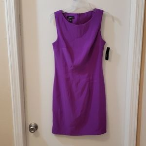 Purple dress, NWT